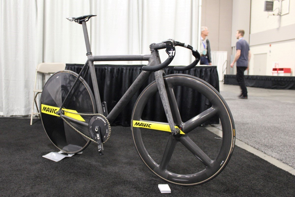 how to buy a custom carbon track bike